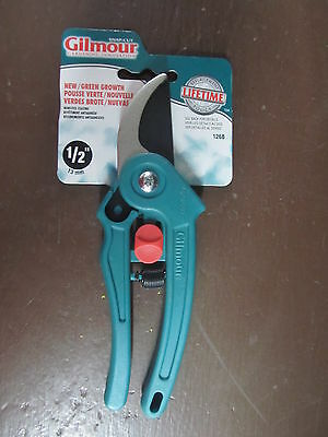 Gilmour Snap-Cut By-Pass Pruner  1/2