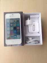 iPhone 4s 16gb White Unlocked Looks New Lynbrook Casey Area Preview