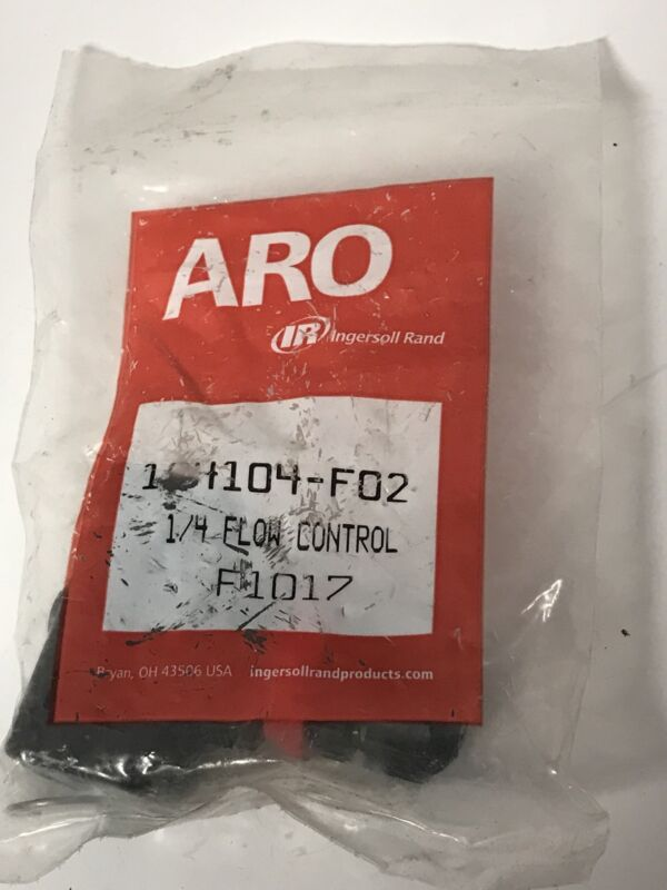 Ingersoll Rand 1/4 Flow Control Valve
