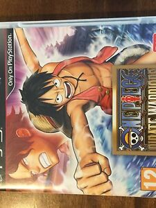 PS3 game- One piece-Pirate Warriors, exc. cond  $40