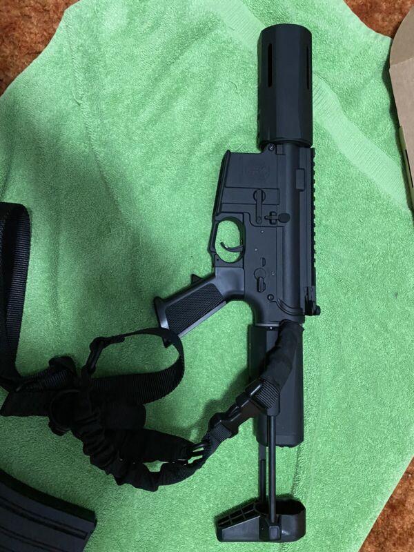 KRYTAC ALPHA SDP AEG Airsoft Rifle Toy