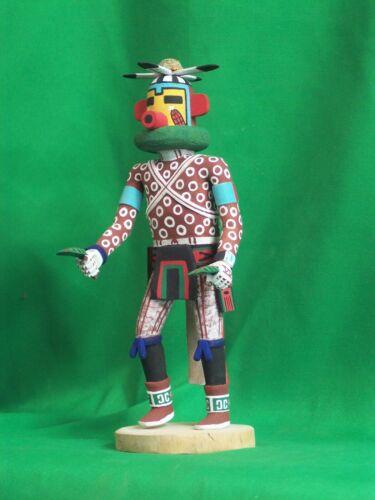 Hopi Kachina Doll - Corn Dancer Kachina by Conrad Torivio - Gorgeous!