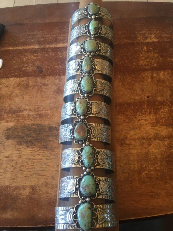 Navajo Handmade Bracelets Wholesale Lot