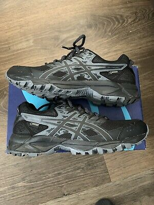 Asics Gel Sonoma 3 Gtx Trainers Uk 4 EU 37 Ladies New