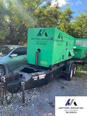 2011 Multiquip Diesel Generator 125 Kwa