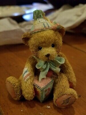 1992 P.Hillman Miniature Bear Age 2 Two Sweet Two Bear Collectible  for sale  Rogers