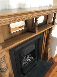 Victorian Cottage Fireplaces