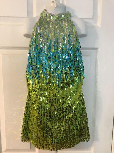 Dance Costume - Revolution - Jazz or Tap - Size XL Child
