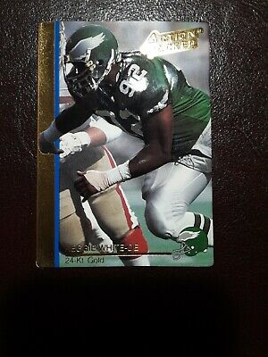 Green Bay Packers Reggie White 2 Card Collector Plaque Hall of Fame w//8x10 Limited Edition Numbered Photo