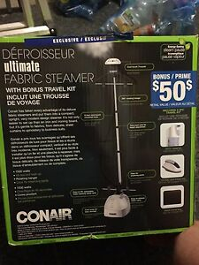 Conair Upright Ultimate Fabric Cleaner. $60