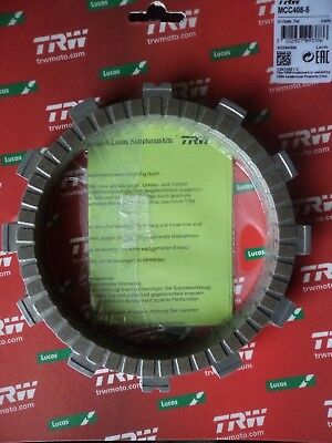 CLUTCH PLATES <em>YAMAHA</em> SR250SE SR 250 SE  SRX250 HDUTY  TRW