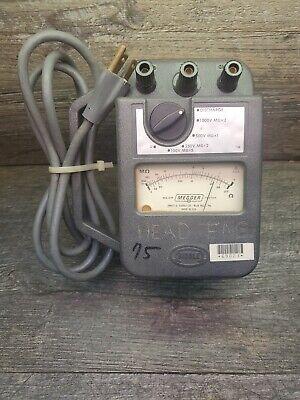 Biddle-megger 21259 Tester