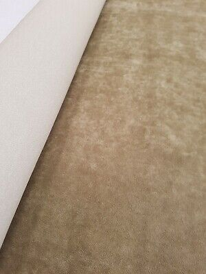 kirkby design  FR Crush. fennel Upholstery Fabric | 5.6 Meters