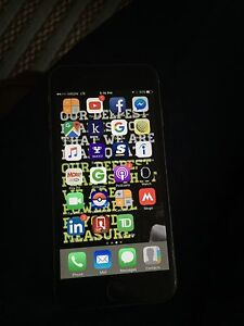 iPhone 6. With Virgin/bell