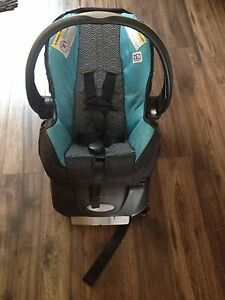 Evenflo infant car seat (5-35pounds) Kitchener / Waterloo Kitchener Area image 1