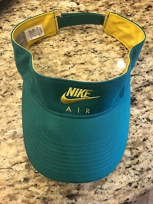 a66e6487ab5519 Nike Air tennis sport visor hat women adjustable brand new