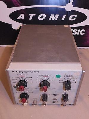 Hp Hewlett-packard 8004a Pulse Generator - Tested