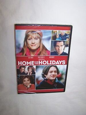Home for the Holidays (DVD 2001) Holly Hunter, Anne Bancroft, Robert Downey