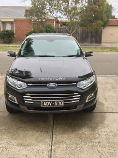 FORD TERRITORY TS MK11 TURBO DIESEL RWD 7 SEATER Epping Whittlesea Area Preview