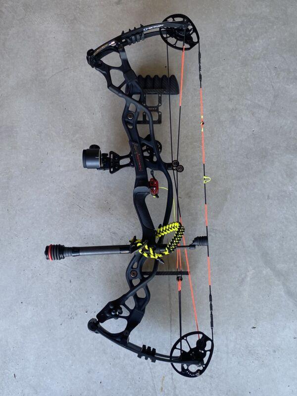 hoyt rx1 ultra compund bow