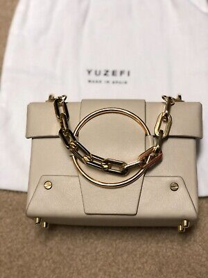 Yuzefi Asher leather crossbody bag