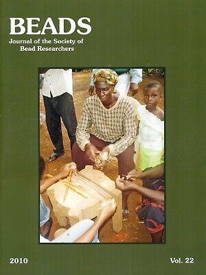 BEADS 22: Bauxite Ghana, 16th-C Peru, Bahamas, Manhattan, African Slave Trade