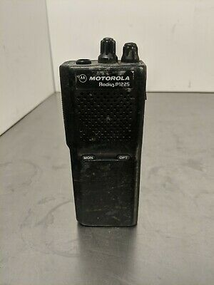 Motorola Radius P1225 Uhf Portable Radio