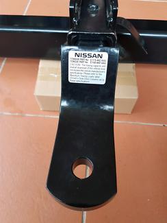 Towbar Kit For 2015 Onwards Nissan Navara D23