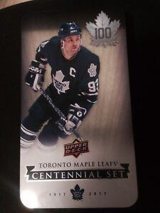 Toronto Maple Leafs Centennial Upper Deck Hockey Cards #1-100
