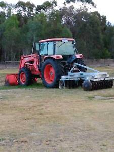 Truck and Tractor Hire Mundijong Serpentine Area Preview