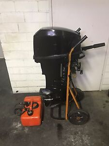 25hp mercury short shaft Caringbah Sutherland Area Preview