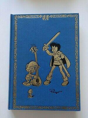 BD Johan et Pirlouit - tome 7 - Rombaldi - E.O. 1987 - TBE - Peyo