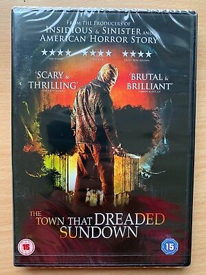 The Town That Dreaded Sundown DVD 2014 True Life Horror Slasher Thriller Remake