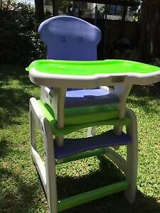 Feed and Read high chair Maroubra Eastern Suburbs Preview
