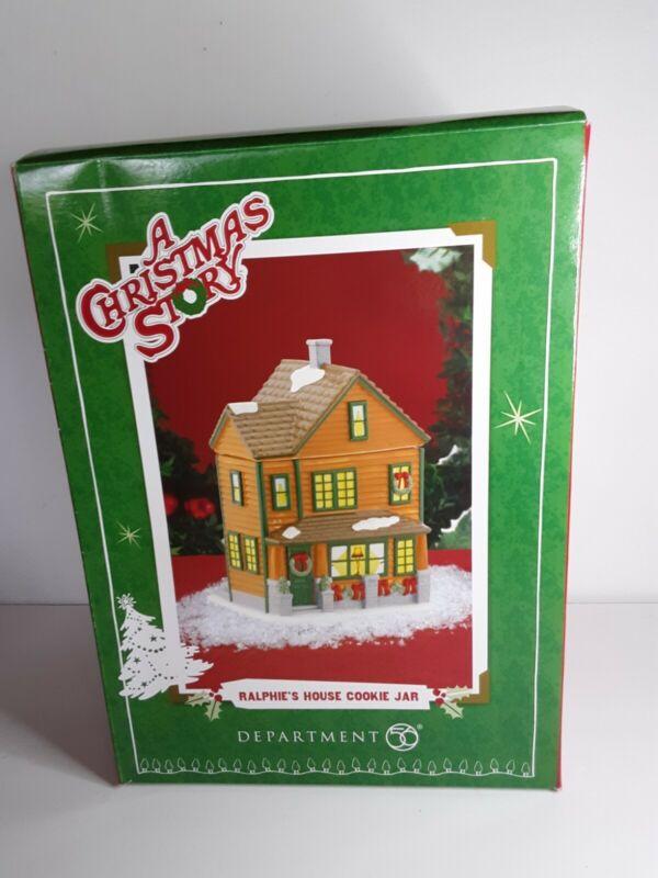 Dpt. 56 A Christmas Story Ralphie