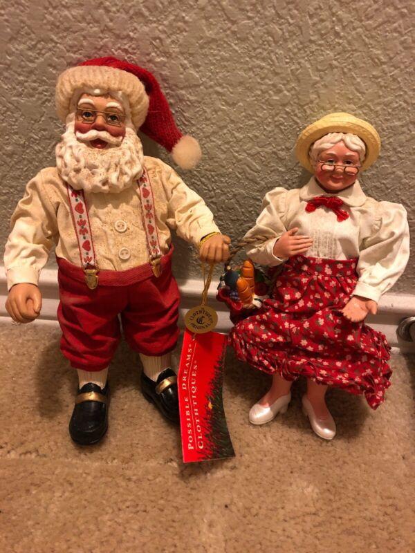 A Holiday Built For Two Santa Christmas