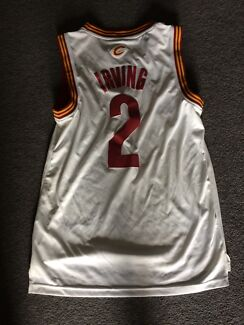Kyrie Irving Cleveland Cavaliers Men's Basketball Jersey
