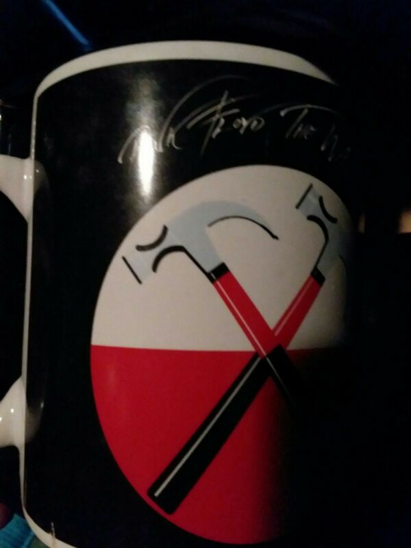 Pink Floyd COFFEE MUG The Wall NEW IN BOX official 2012 merch  Roger Waters