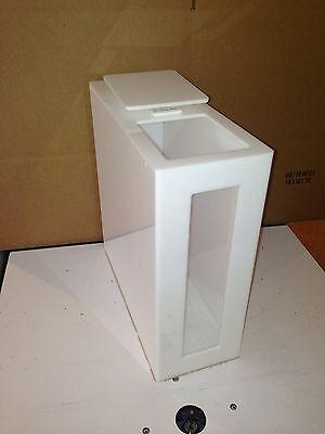 5 Gal Acrylic aquarium auto topoff (ATO) reef reservoir/container