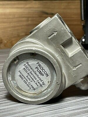 Procon Pump 105b240g32bc099 Stainless Steel Rotary Vane Water Pump