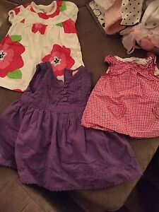 Lot of 3 month old baby girl clothes