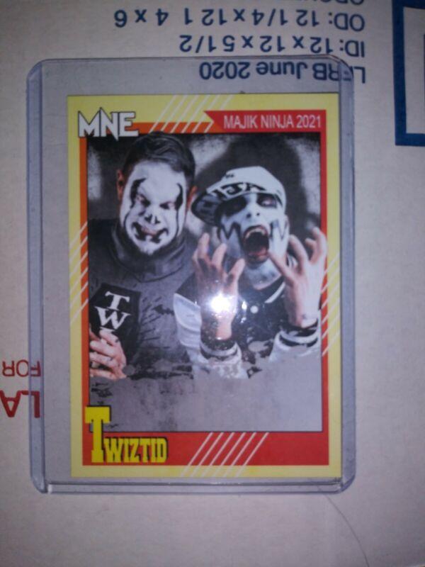 Twiztid MNE Trading Card 2021 MINT