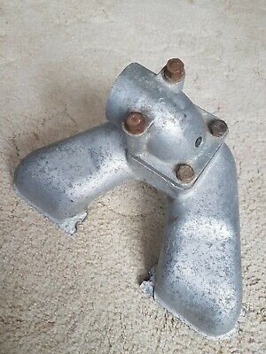 shorrock supercharger Ford precrossflow Inlet manifold less than 1000miles