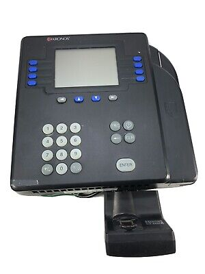 Kronos System 4500 Model 8602800-001 Touch Id Fvd Bio-metric Scanner 8602801-001