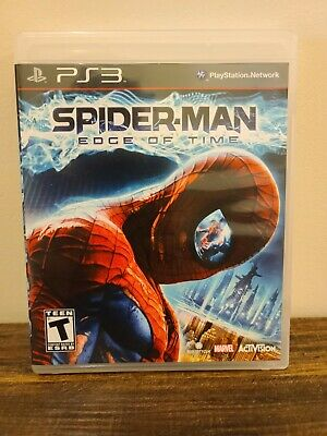 Spider-Man: Edge of Time (Sony PlayStation 3) PS3