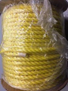 """1/2"""" polyester rope"""