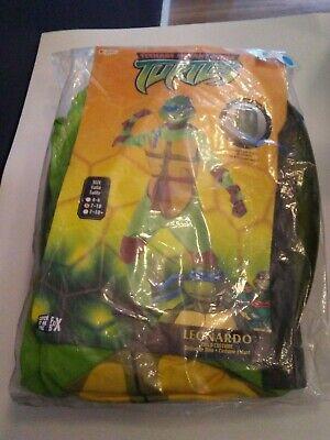Older Leonardo TMNT Ninja Turtles Costume Brand New Halloween (Older Boy Halloween Costumes)