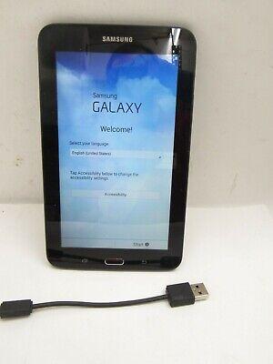 "Samsung Smt113 Galaxy Tab E Lite 7""; 8 GB Wifi Tablet"
