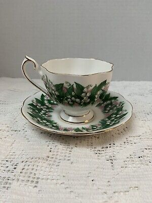 Cups Saucers Lily Of The Valley Vatican