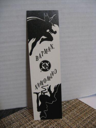Batman / Catwoman 1992 Bookmark - Defiant  - DC Comics